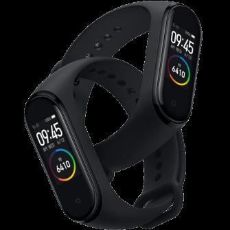 Трендовый фитнес-браслет Xiaomi Mi Smart Band 4