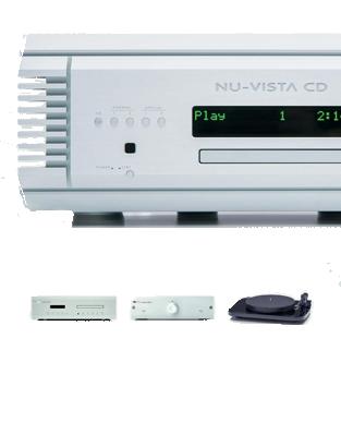 Hi-Fi и Hi-End компоненты