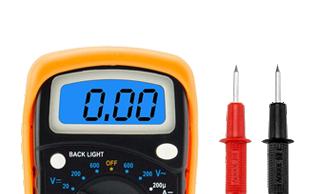 Мультиметры и вольтметры