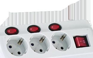 Сетевые фильтры и удлинители