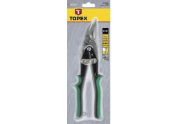 Ножницы по металлу TOPEX 01A427 недорого