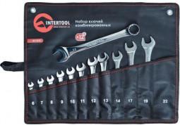 Набор инструментов Intertool XT-1512