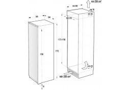 Встраиваемый холодильник Gorenje RI 2181 A1 купить