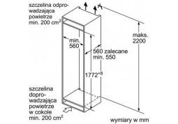Встраиваемый холодильник Siemens KI 86SKD41 недорого