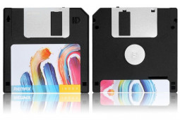 Powerbank аккумулятор Remax Floppy Disk 5000