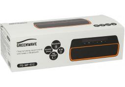 Портативная акустика Greenwave PS-MF-612 - Интернет-магазин Denika