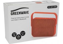 Портативная акустика Greenwave PS-QR-2040 - Интернет-магазин Denika