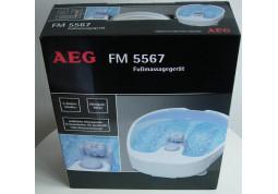 Массажная ванночка для ног AEG FM 5567 недорого