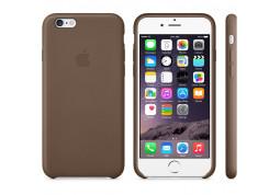Чехол Apple Leather Case for iPhone 6 - Интернет-магазин Denika