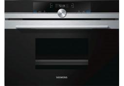 Встраиваемая пароварка Siemens CD 634GBS1 - Интернет-магазин Denika