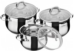 Набор посуды Maxmark MK-BL6506F