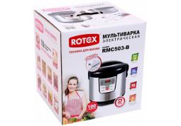Мультиварка Rotex RMC503-B - Интернет-магазин Denika