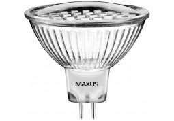 Лампочка Maxus 1-LED-201 MR16 1.5W 3000K G5.3