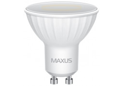 Лампочка Maxus 1-LED-516 MR16 5W 4100K GU10