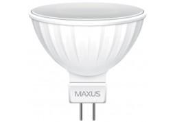 Лампочка Maxus 1-LED-513 MR16 5W 3000K GU5.3