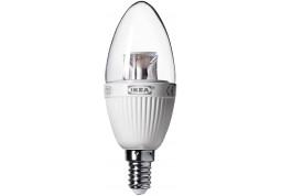 Лампочка IKEA LED E14 7W 2700K 30255740