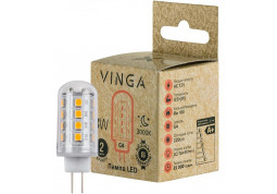Лампочка Vinga JC 3W 3000K G4 12V отзывы