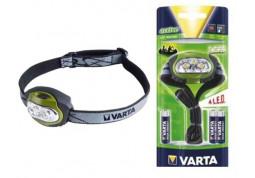 Фонарик Varta LED x4 Head Light 3AAA цена