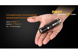 Фонарик Fenix PD25 дешево