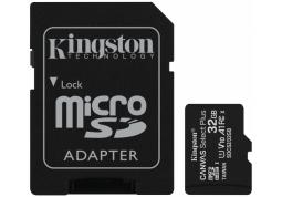 Карта памяти Kingston 32GB microSDHC UHS-I Class 10 Canvas Select Plus + SD-adapter (SDCS2/32GB)