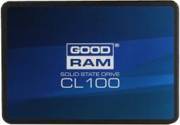 SSD накопитель GOODRAM CL100 120 GB (SSDPR-CL100-120)