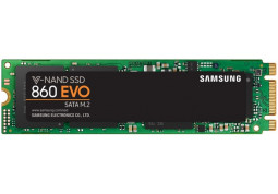 SSD накопитель Samsung 860 EVO M.2 MZ-N6E250BW