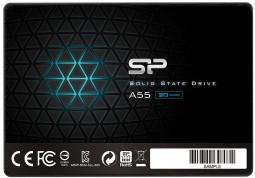 SSD накопитель Silicon Power Ace A55 128 GB (SP128GBSS3A55S25)