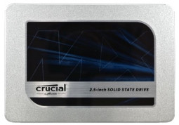 SSD накопитель Crucial MX500 2.5 250 GB (CT250MX500SSD1)