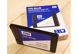 SSD накопитель WD SSD Blue 250 GB (S250G2B0A) дешево