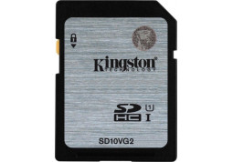 Карта памяти Kingston SDHC Class 10 UHS-I 16Gb