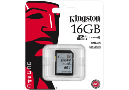 Карта памяти Kingston SDHC Class 10 UHS-I 16Gb отзывы