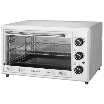 Электродуховка Liberton LEO-351 White