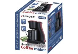 Кофеварка Aurora AU 412 - Интернет-магазин Denika