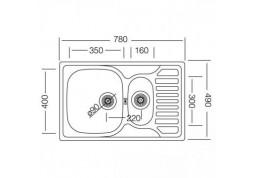 Кухонная мойка Interline EC 174 отзывы