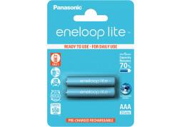 Аккумулятор Panasonic AAA 550mAh NiMh 2шт Eneloop Lite (BK-4LCCE/2BE)