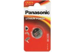 Аккумуляторная батарейка Panasonic CR-2016 bat(3B) Lithium 1шт (CR-2016EL/1B)
