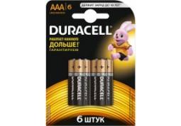 Батарейка Duracell 6xAAA MN2400 - Интернет-магазин Denika