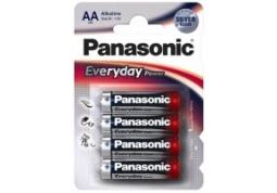 Батарейка Panasonic AA bat Alkaline 4шт Everyday Power (LR6REE/4BR)