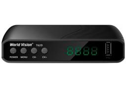 ТВ тюнер World Vision T62D - Интернет-магазин Denika