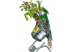 Измельчитель садовый VIKING GE 105 недорого
