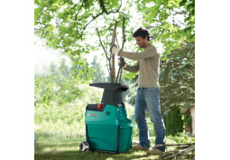 Измельчитель садовый Bosch AXT 25 D описание