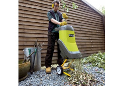 Измельчитель садовый Ryobi RSH2400R стоимость