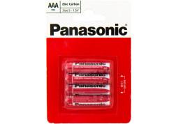 Батарейка Panasonic Red Zink 4xAAA