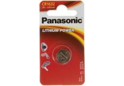 Аккумуляторная батарейка Panasonic CR-1632 bat(3B) Lithium 1шт (CR-1632EL/1B)