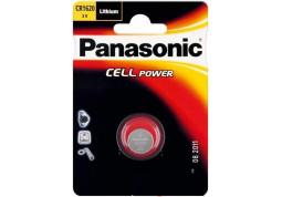 Аккумуляторная батарейка Panasonic CR-1620 bat(3B) Lithium 1шт (CR-1620EL/1B)