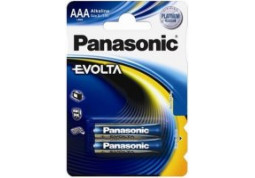 Батарейка Panasonic AAA bat Alkaline 2шт EVOLTA (LR03EGE/2BP)