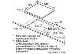 Варочная поверхность Bosch PUE611FB1E дешево
