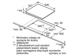 Варочная поверхность Bosch PKN675DP1D купить