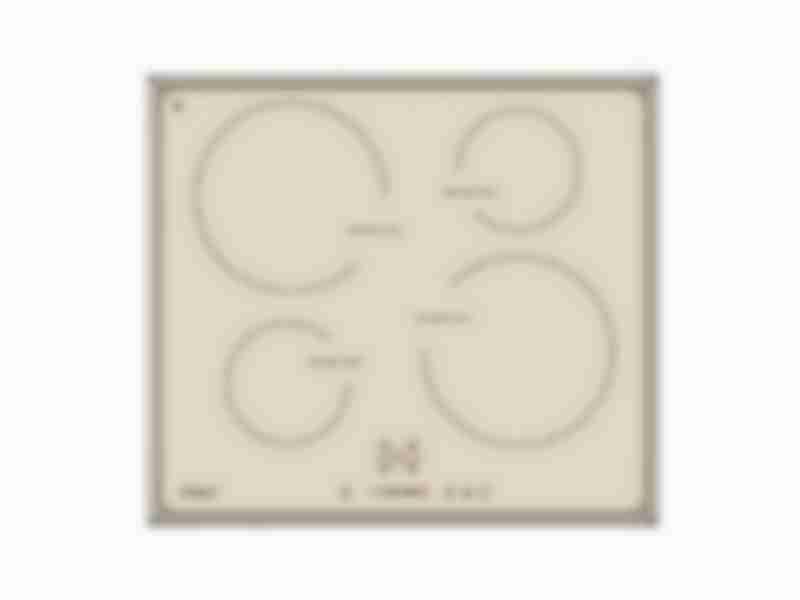Варочная поверхность Fabiano FHI 19-44 VTC Lux Cream