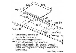 Варочная поверхность Bosch PVS 851 FB1E в интернет-магазине